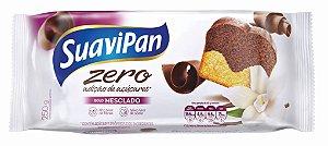 Bolo Zero Açúcar Mesclado SuaviPan 250g