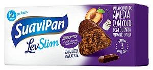 Multipack Barrinha SuaviPan de Ameixa Zero Açúcar c/ 3 Unid.