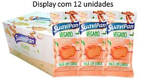 Bolinho Zero Vegano de Maçã c/ Canela 35g DP c/ 12 Unid