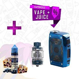 Combo - XT 220W KIT + Juice Glas - Basix