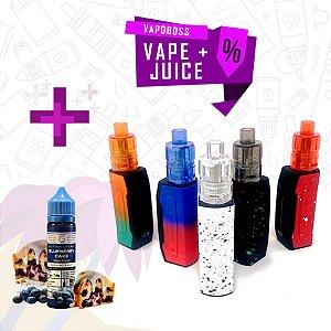 Combo - Falcons KIT + Juice Glas - Basix