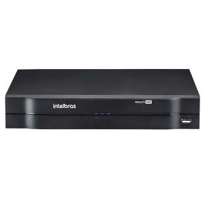 MHDX 1008 - DVR DE 8 CANAIS - S/ HD - INTELBRAS