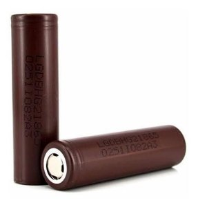 Bateria 18650 LG - Chocolate HG2 3.7V 3000mAh High Drain 20A Flat Top