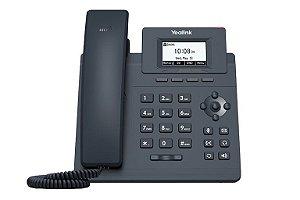 YEALINK - TELEFONE IP SIP T30P - COM FONTE