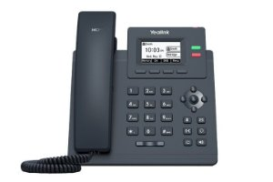 YEALINK - TELEFONE IP SIP T31P - COM FONTE