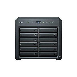 SYNOLOGY - SERVIDOR DiskStation DS3617xsII (Intel Xeon D-1527 2.2Ghz 16GB DDR4 )