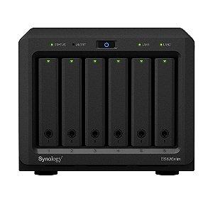 SYNOLOGY - SERVIDOR DiskStation DS620slim Intel Celeron J3355 2.0Ghz 2GB DDR3L