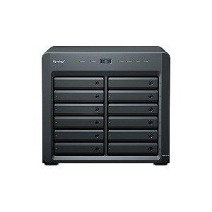 SYNOLOGY - SERVIDOR DiskStation DS2419 + II Intel Atom C3538 2.1Ghz 4Gb DDR4