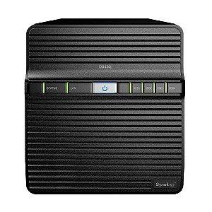 SYNOLOGY - SERVIDOR DiskStation DS420J 1.4Ghz 1Gb DDR4