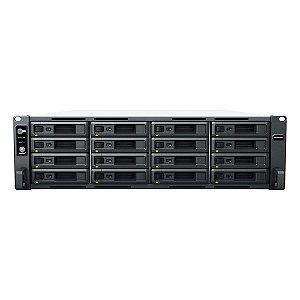 SYNOLOGY - SERVIDOR RackStation RS2821RP + AMD Ryzen V1500B 2.2Ghz 4 GB DDR4 ECC UDIMM