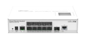 MIKROTIK - SWITCH CRS212-1G-10S-1S+IN 400Mhz 64Mb L5