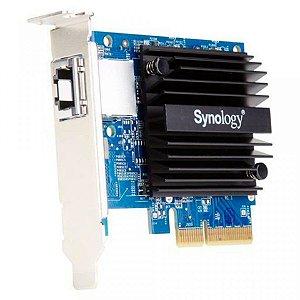 Placa de Rede PCIe Synology Ethernet 10GB 1 Porta RJ45 - E10G18-T1