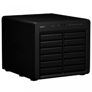 Servidor NAS Synology DiskStation DS2419+ 12 Baias (expansível a 24 baias) DS2419+
