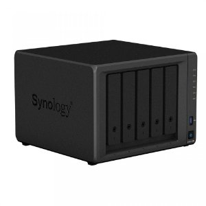 Servidor NAS Synology DiskStation DS1019+ 5 Baias (expansível a 10 baias) DS1019+
