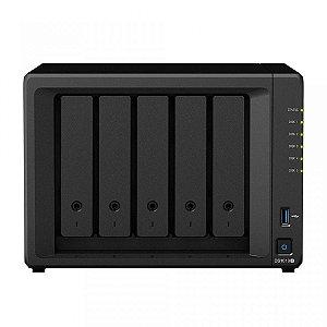 Servidor NAS Synology DiskStation DS1019+ 5 Baias (expansível a 10 baias) DS1019+