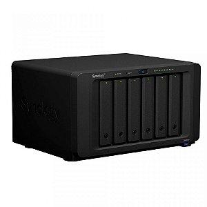 Servidor NAS Synology DiskStation DS1618+ 6 Baias (expansível a 16 baias)
