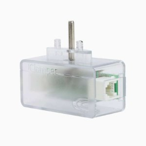 Protetor DPS iCLAMPER Tel (Transparente) (Sem Energia)