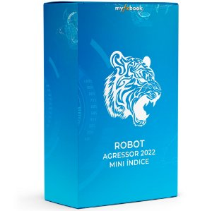 Robô Aggressor Mini Índice 2022
