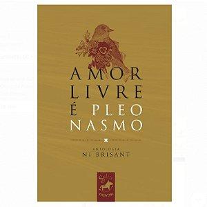 Livro Amor Livre é Pleonasmo   Ni Brisant