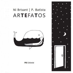 Livro ArteFatos | Ni Brisant e P. Batista