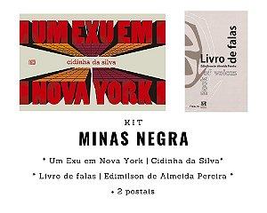 KIT Minas Negra   Cidinha da Silva e Edimilson de Almeida Pereira