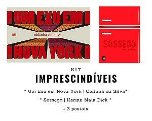 KIT Imprescindíveis   Cidinha da Silva e Karina Maia Dick