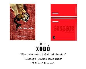 Kit Xodó   Gabriel Messias e Karina Maia Dick