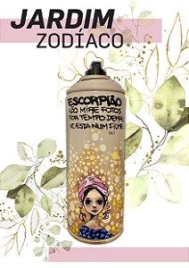 Escorpião I Pôster Jardim Zodíaco