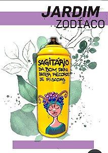 Sagitário l Pôster Jardim Zodíaco