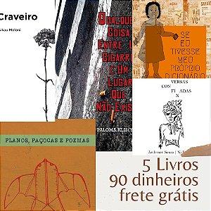Kit Trovoo - 5 Livros