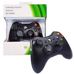 Controle Xbox 360 Sem Fio Wireless