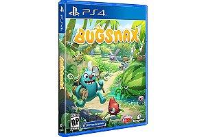BUGSNAX PS4 PSN MÍDIA DIGITAL