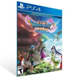 DRAGON QUEST XI S ECHOES OF AN ELUSIVE AGE DEFINITIVE EDITION PS4 E PS5 PSN MÍDIA DIGITAL