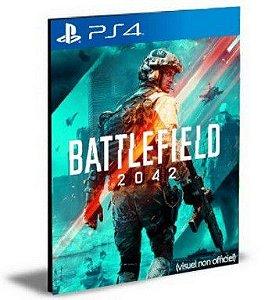 BATTLEFIELD 2042 PS4 PSN MÍDIA DIGITAL