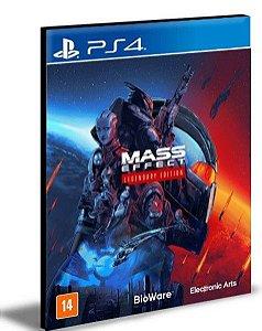 MASS EFFECT: LEGENDARY EDITION PS4 E PS5 PSN MÍDIA DIGITAL