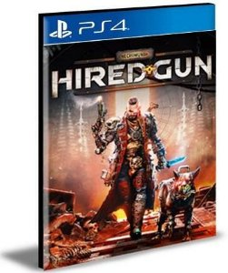 NECROMUNDA HIRED GUN PS4 PSN MÍDIA DIGITAL