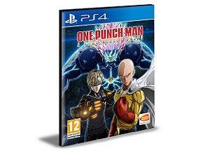 ONE PUNCH MAN A HERO NOBODY KNOWS - PS4 PSN MÍDIA DIGITAL