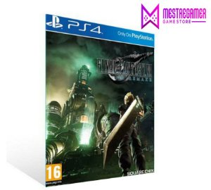 FINAL FANTASY 7 REMAKE - PS4 PSN MÍDIA DIGITAL