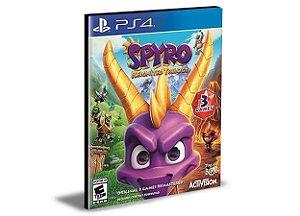Spyro Reignited Trilogy Ps4 - Psn Mídia Digital