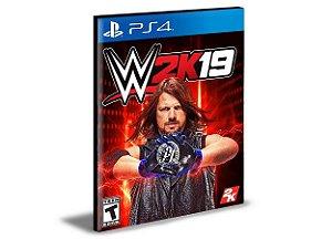 WWE 2K19 - Ps4 Psn Mídia Digital