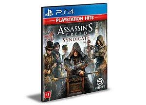 ASSASSINS CREED SYNDICATE - PS4 PSN MÍDIA DIGITAL