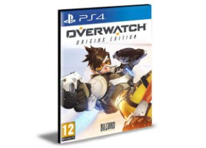 OVERWATCH ORIGINS EDITION PS4 MÍDIA DIGITAL