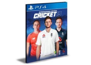 CRICKET 19 Ps4 - PSN - MIDIA DIGITAL