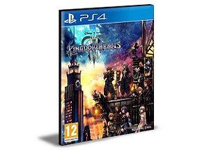 KINGDOM HEARTS 3 III - PS4 PSN MÍDIA DIGITAL
