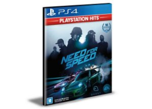 NEED FOR SPEED - PS4 PSN MÍDIA DIGITAL