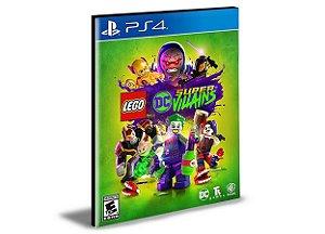 LEGO DC SUPER VILLAINS - PS4 PSN MÍDIA DIGITAL