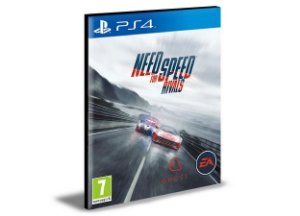 NEED FOR SPEED RIVALS - PS4 PSN MÍDIA DIGITAL