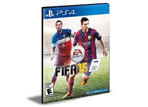 FIFA 15  - PS4 PSN MÍDIA DIGITAL
