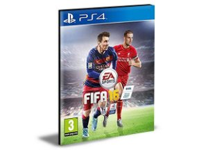 FIFA 16 - PS4 PSN MÍDIA DIGITAL