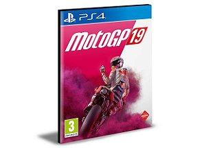 MotoGP 19 - Ps4 Psn Mídia Digital